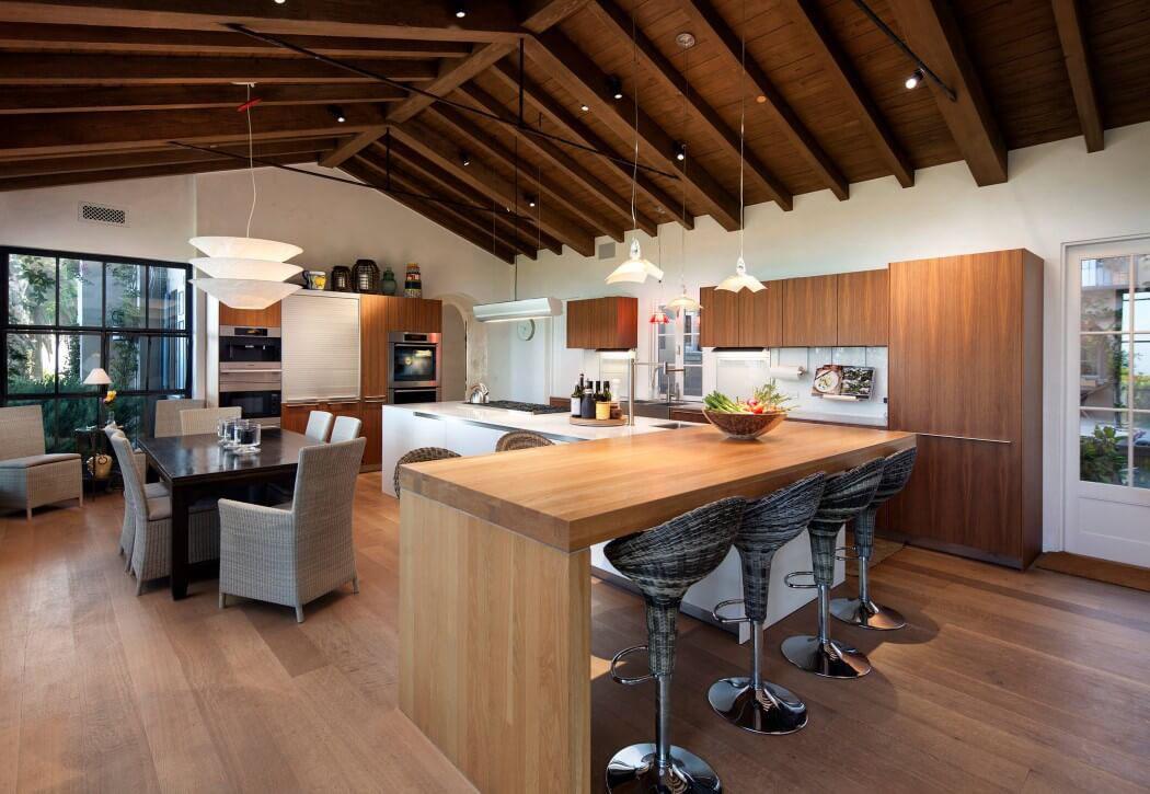 Maison traditionnelle de standing à Santa Barbara aux allures d'un ...