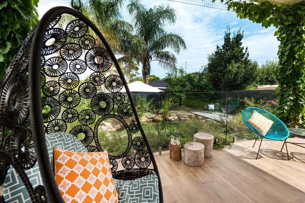 Originale maison contemporaine sur la c te australienne for Maison de jardin design