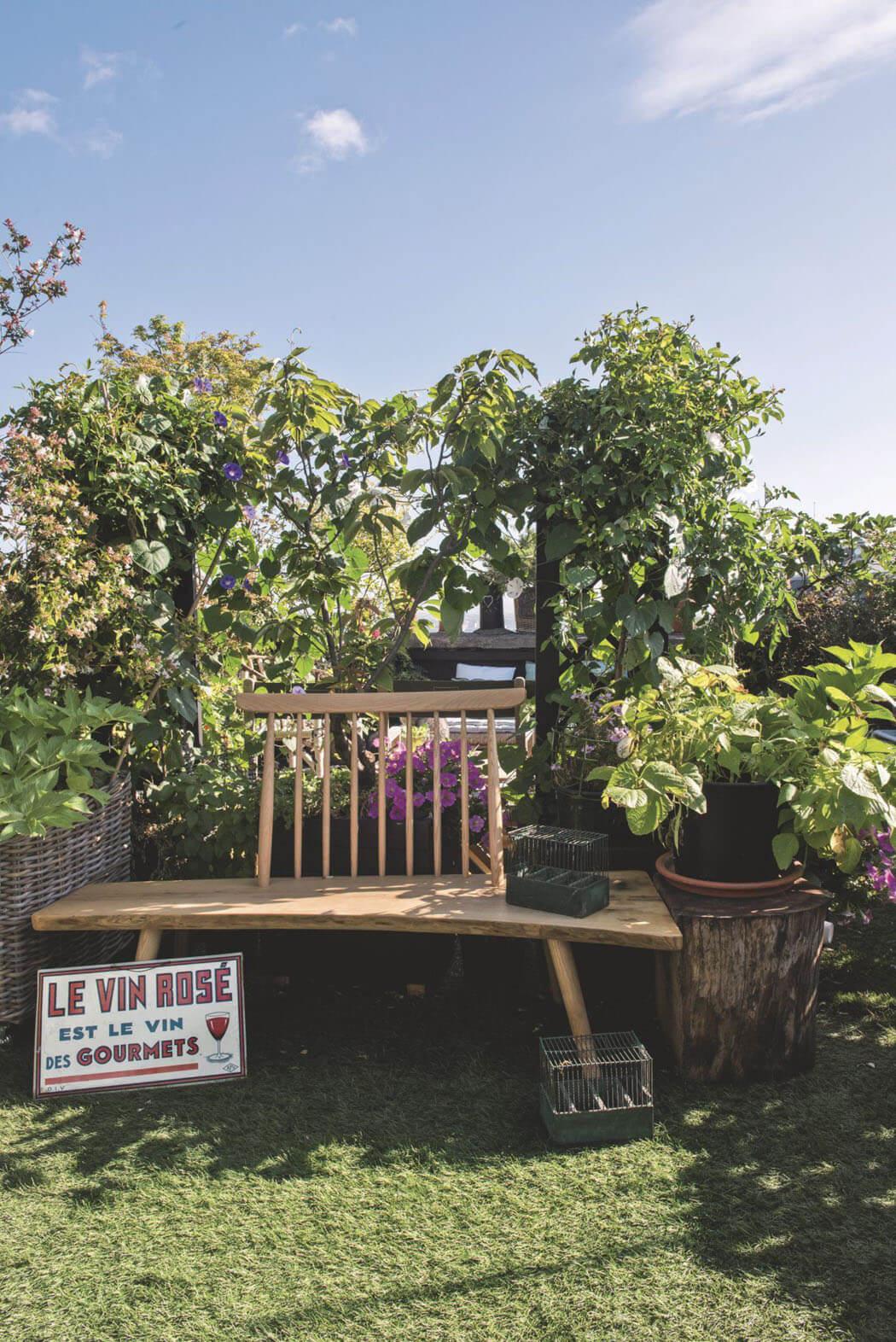 jardin rustique campagne inspiration pour un jardin rustique rustique cabane de jardin maisons. Black Bedroom Furniture Sets. Home Design Ideas