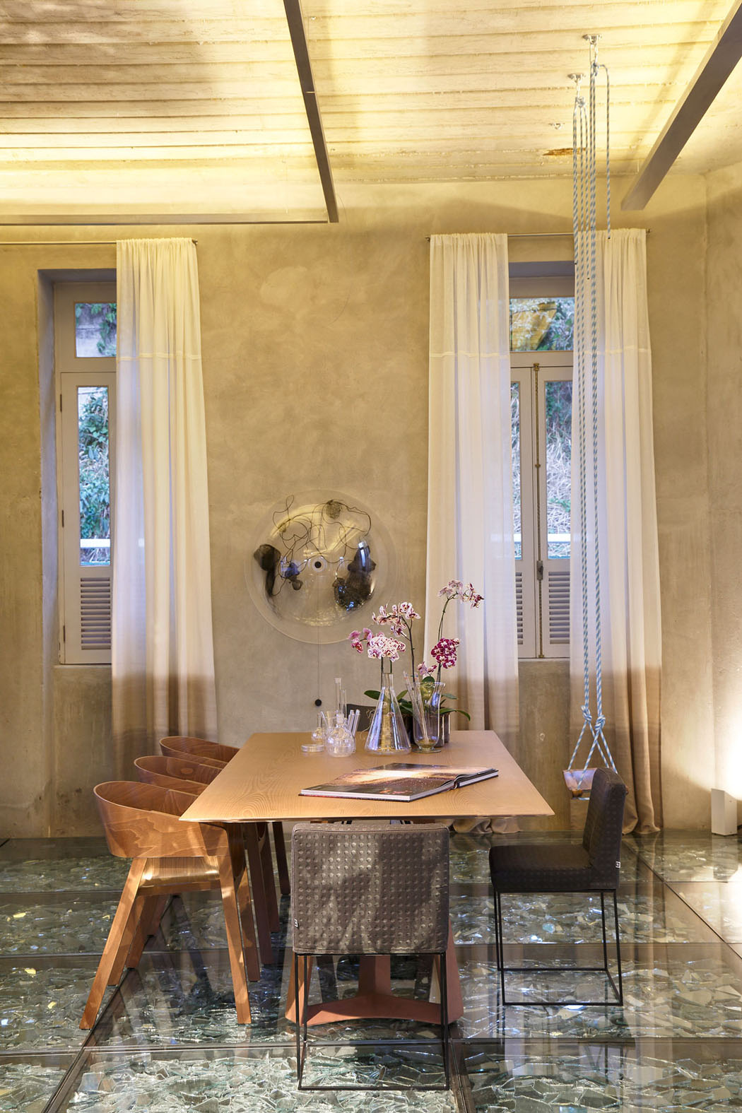 Maison ancienne rénovée de façon contemporaine et créative à Rio de ...