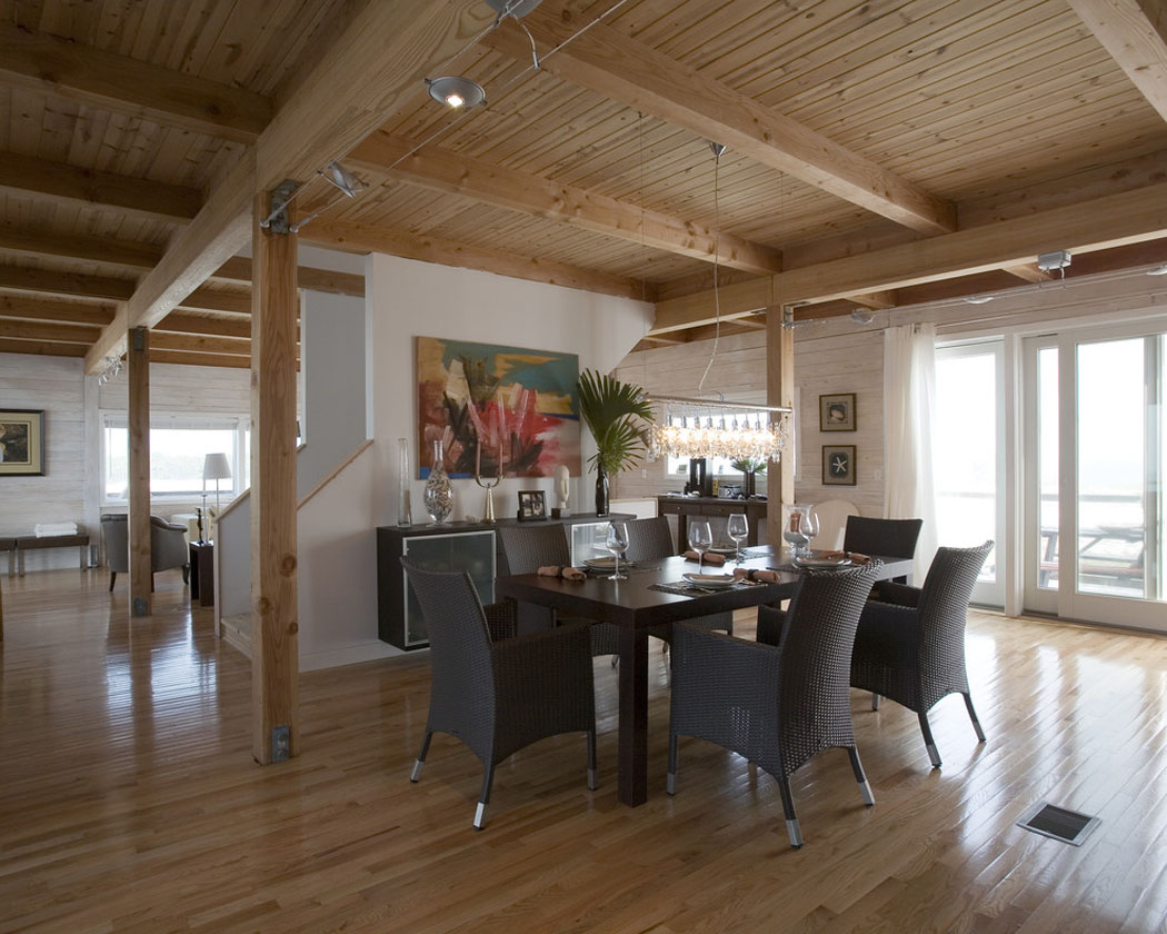 ameublement maison de plage. Black Bedroom Furniture Sets. Home Design Ideas