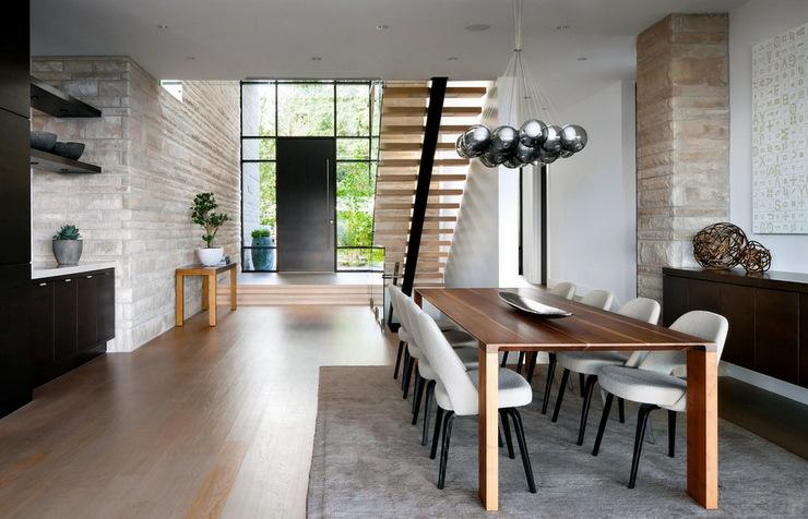 Prestigieuse Maison Moderne Avec Vue Sur La Mer  Vancouver  Vivons