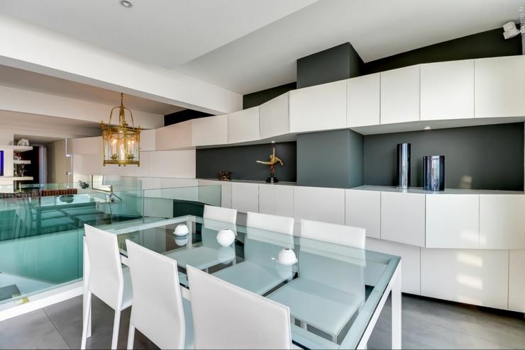 Souvent Appartement de luxe avec une vue imprenable sur Paris | Vivons maison XT43