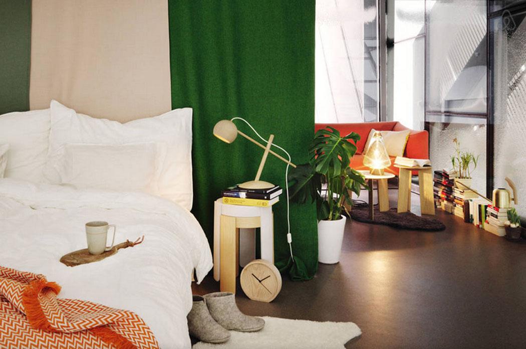 Improvisation design pour cet appartement avec vue - Appartement de vacances styleshous design ...