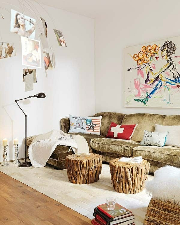 D coration design pour un appartement glam vivons maison - Appartement decoration design glamour vuong ...