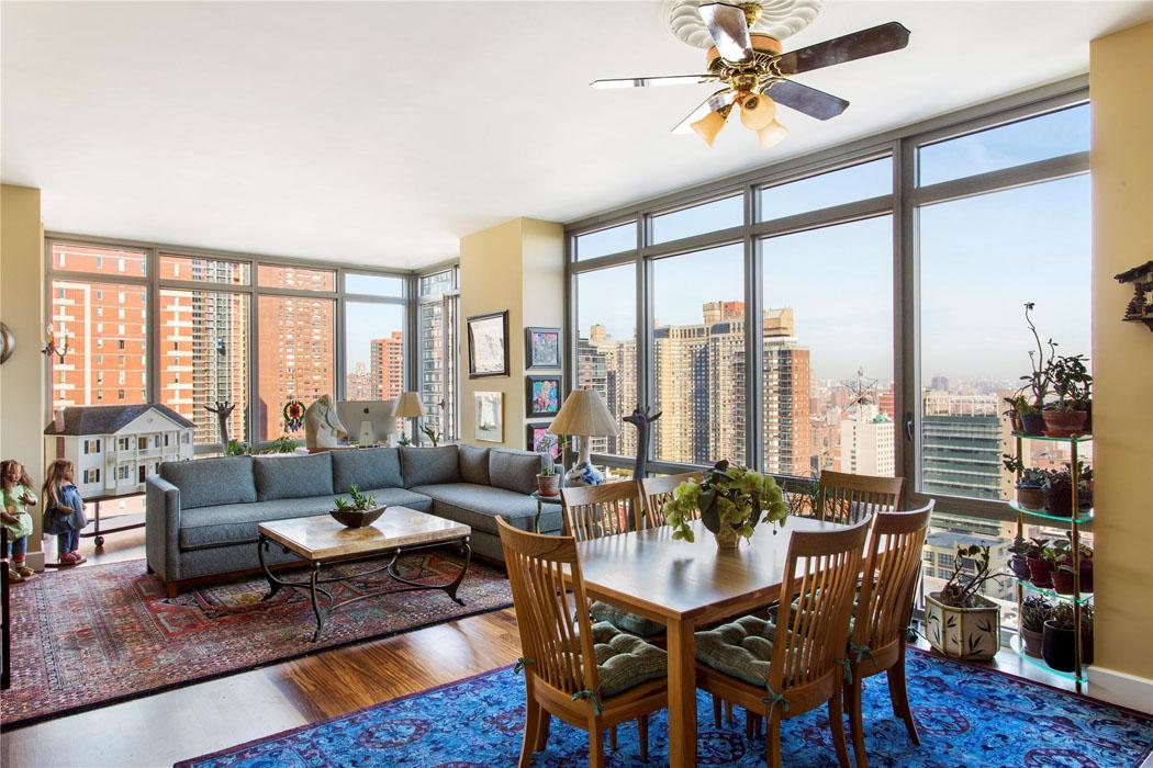 Demeure de prestige dans une des chics gratte ciels de manhattan vivons maison - Appartement de luxe new york ...