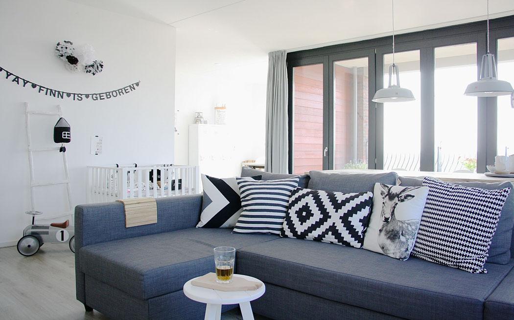 Déco d\'appartement dans l\'esprit chic - éclectique au cœur d ...
