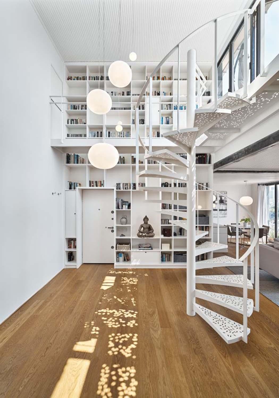 Moderne Et Minimaliste Design Pour Cet Appartement Avec Vue Sur Le Bosphore Situ Au C Ur D