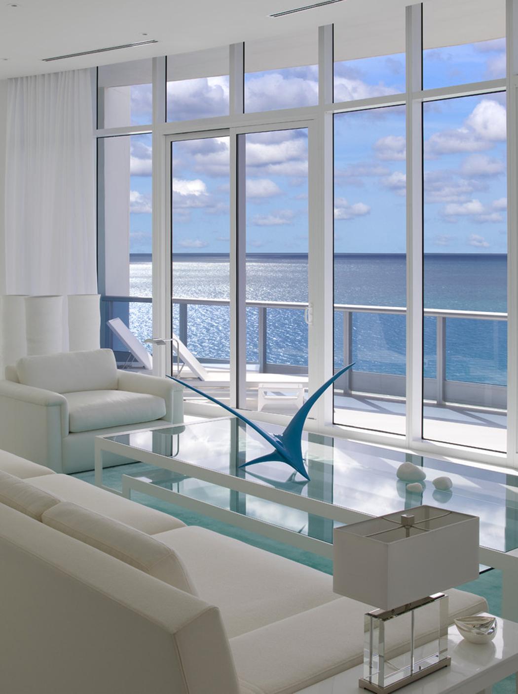 Appartement moderne de vacances