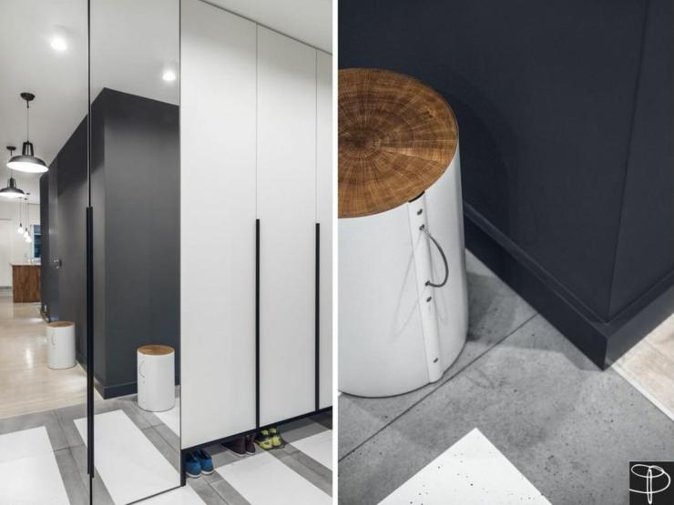 Appartement moderne gdansk en pologne vivons maison for Interieur chic petion ville