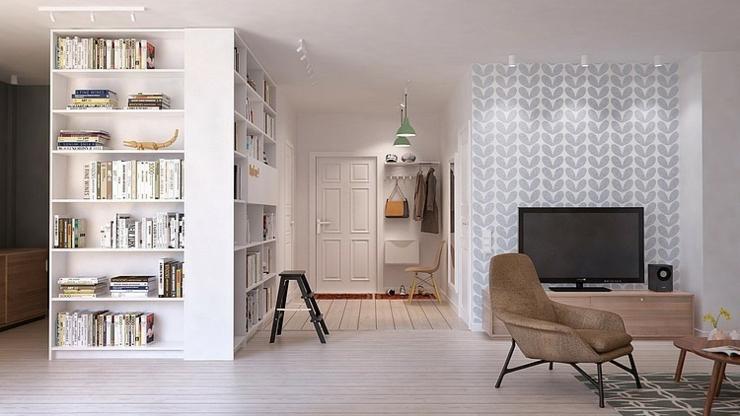 Decoration Balcon Ferme : Appartement moderne aux faux airs d un loft vivons maison