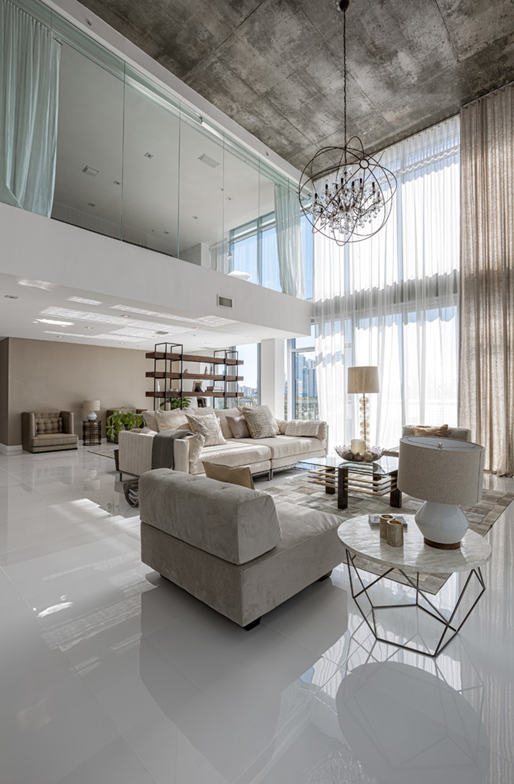 bel appartement en duplex au design moderne situ miami vivons