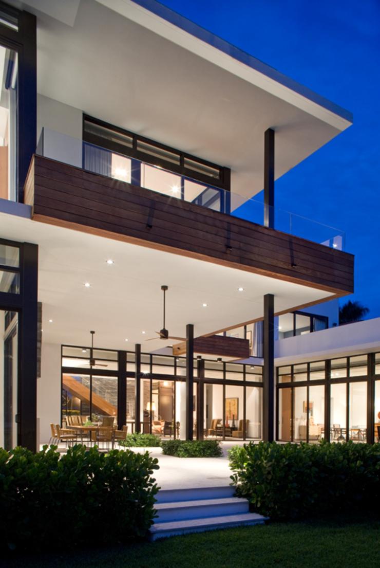 Architecture maison moderne maison moderne for Photos de maison contemporaine