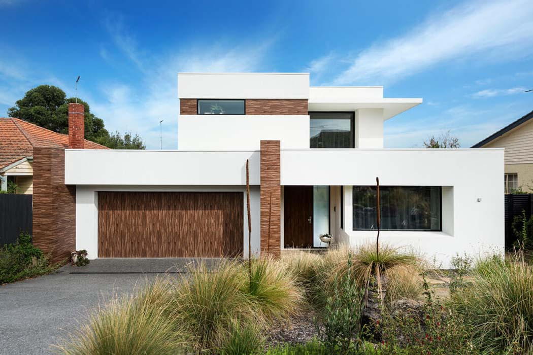 Originale maison contemporaine sur la c te australienne for Architecture originale maison