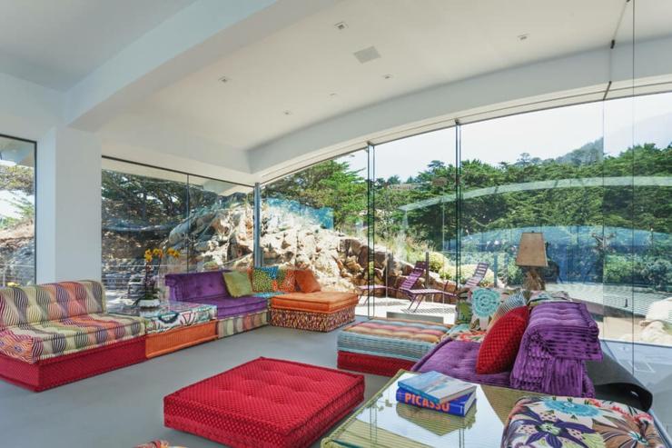 Architecture Moderne Pour Une Maison Californienne Perche Sur La