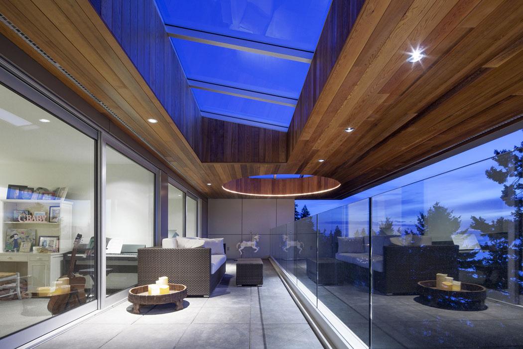 Architecture moderne et clectique de cette ancienne for Architecture eclectique