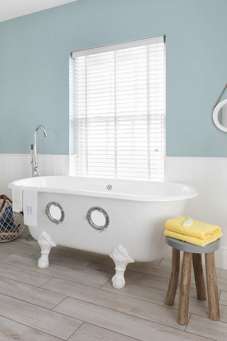 Belle maison l int rieur design so british vivons - Maison rustique adorable tennessee nov ...