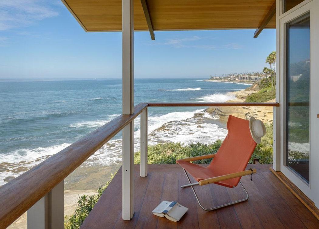 Belle maison de vacances au design int rieur contemporain - Residence de vacances cotiere coronado ...