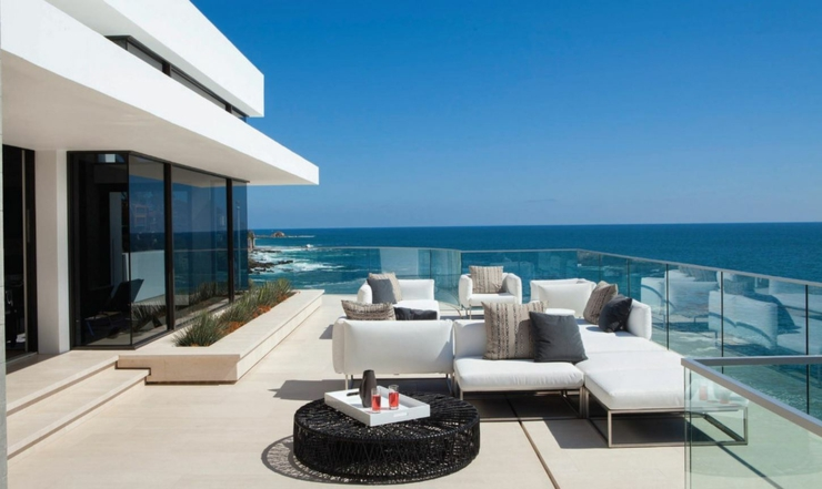 tr s belle maison avec vue sublime en californie vivons maison. Black Bedroom Furniture Sets. Home Design Ideas