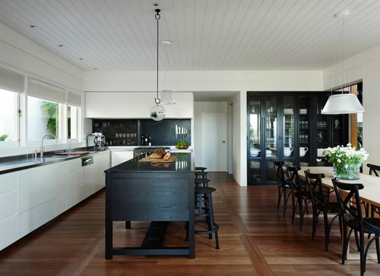 Maison moderne et familiale au c ur de sydney vivons maison for Belles cuisines contemporaines