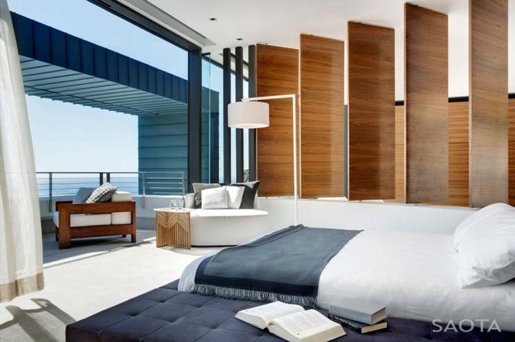 Luxe et standing extr me de cette belle demeure sud africaine vivons maison - Maison rustique luxe montecito grant ...