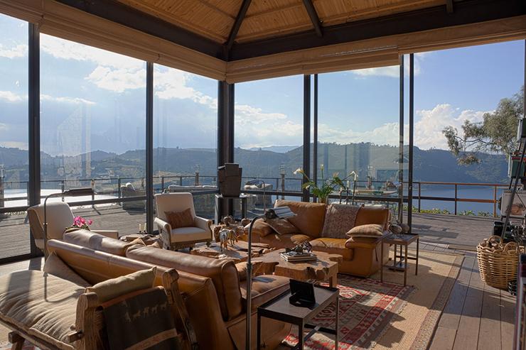superbe maison de charme au c ur de la montagne colombienne vivons maison. Black Bedroom Furniture Sets. Home Design Ideas