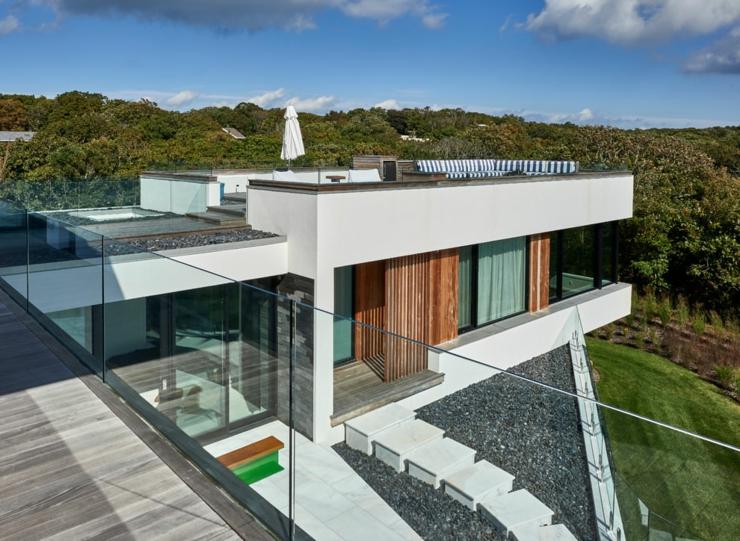 Préférence Splendide maison secondaire dans les Hampton - États-Unis | Vivons  VP49