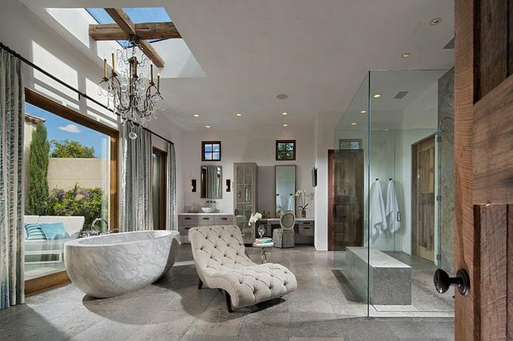 salle de bain moderne 2014 de luxe belle demeure n wells par urban arena - Belle Salle De Bain Moderne