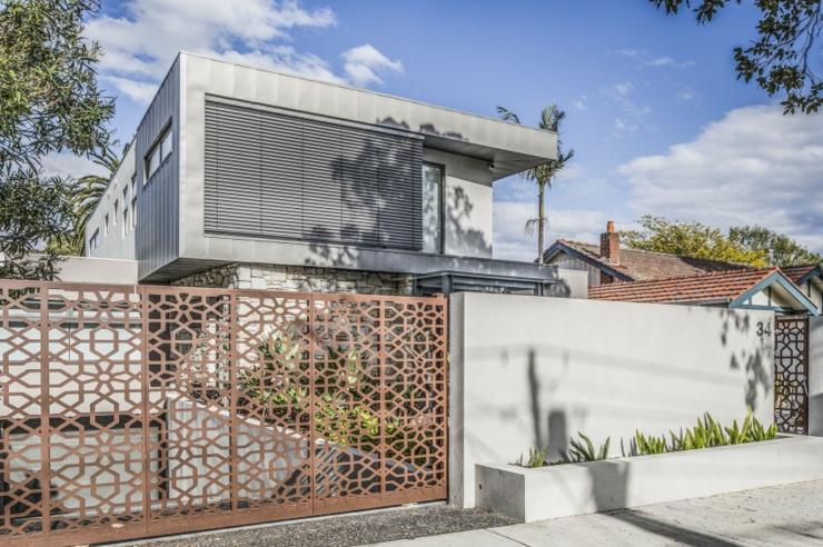 jolie maison d architecte melbourne vivons maison. Black Bedroom Furniture Sets. Home Design Ideas