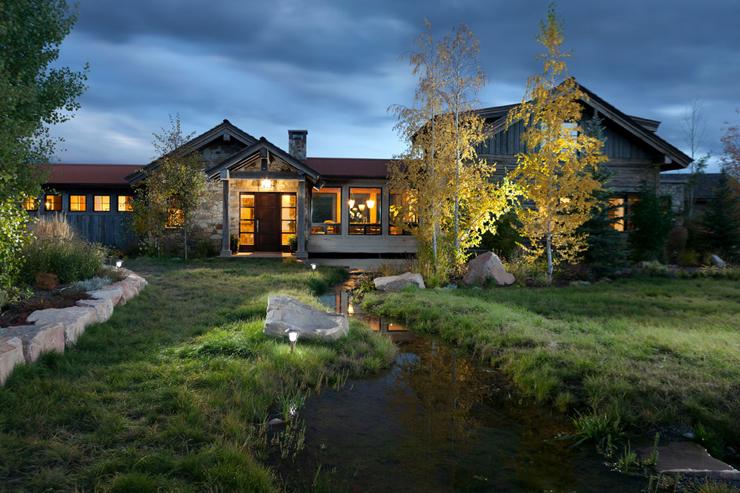 une demeure de charme rustique au cur de la nature