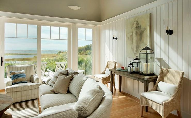 d cor bucolique et d co reposante pour cette belle maison. Black Bedroom Furniture Sets. Home Design Ideas