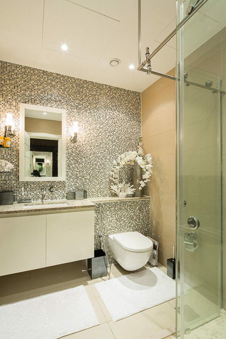 Luxueux appartement avec vue duba vivons maison - Belle mere dans la salle de bain ...