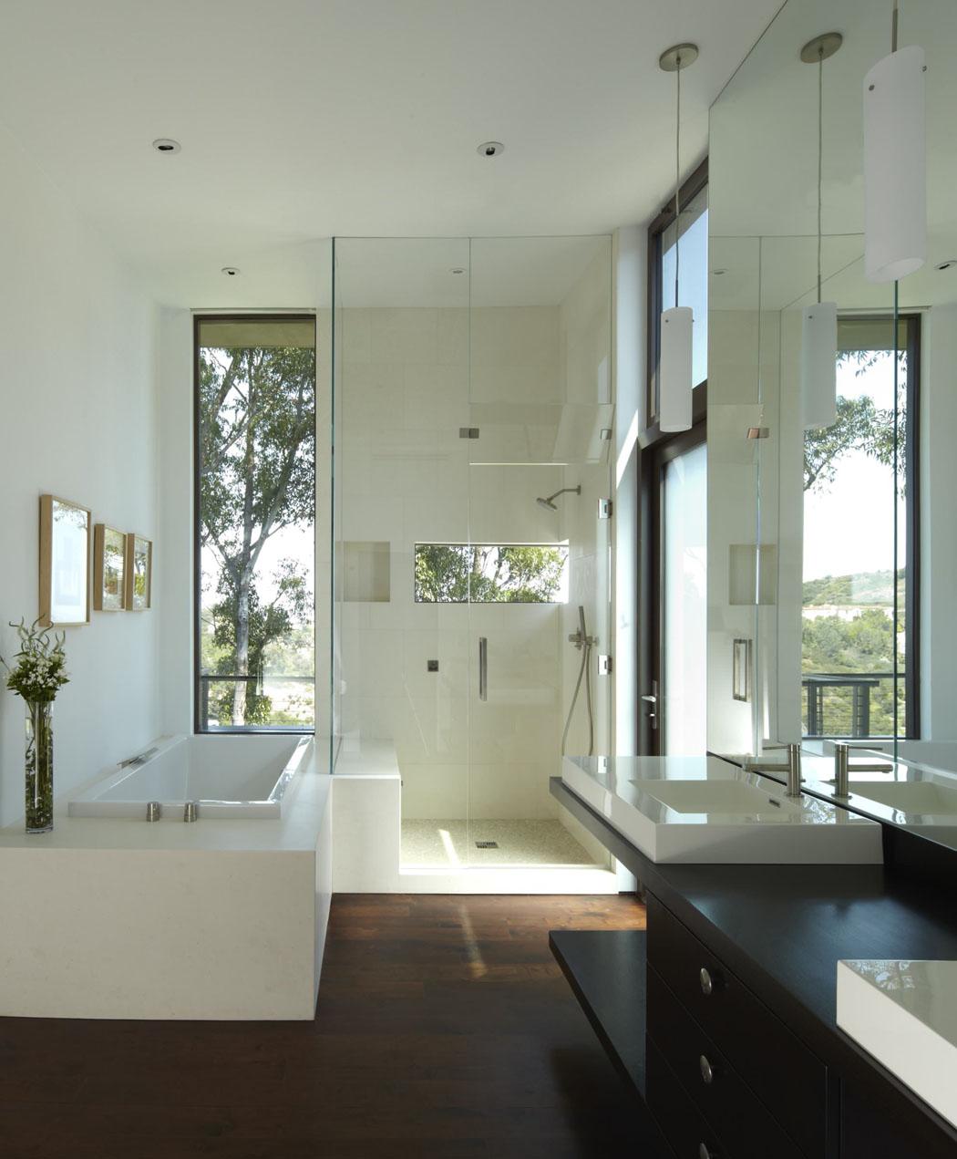 Une Superbe Maison Avec Vue Imprenable Sur Le Canyon Mandeville