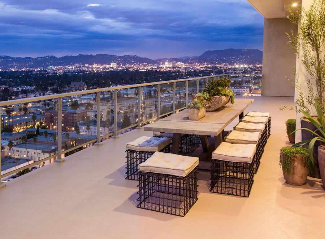Luxueux et spacieux appartement moderne avec imprenable for Appartement design ski
