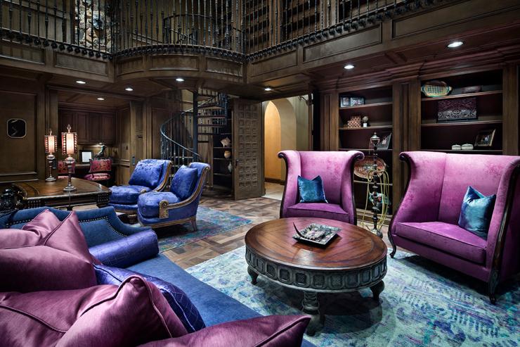 HD wallpapers maison moderne de luxe interieur