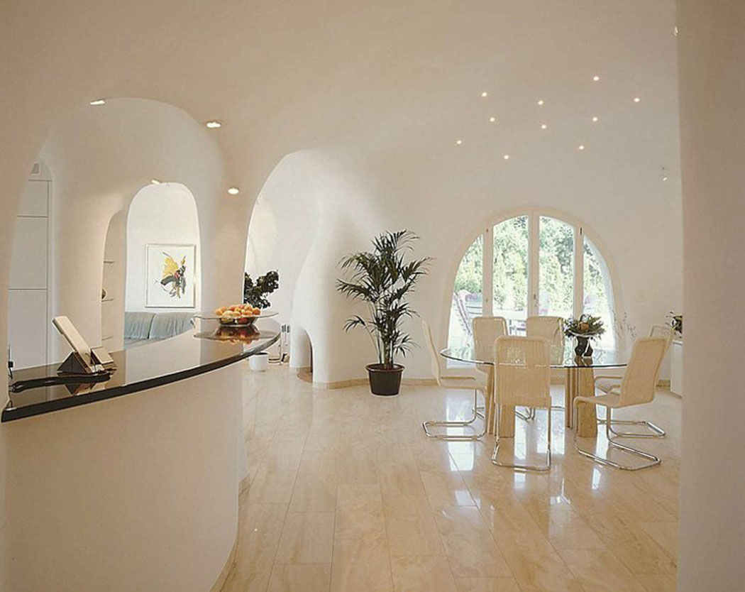 Maison cologique en suisse l inspiration proche de la nature vivons maison - Modern cob and adobe houses ...