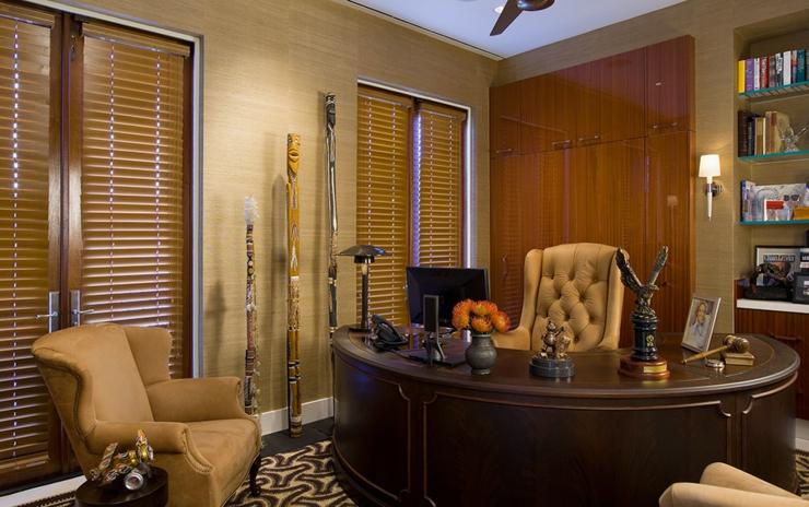 Luxe Design Bureau.Magnifique Demeure A L Interieur Design Elegant Vivons Maison