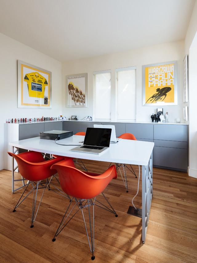 Maison avec vue imprenable sur l eau san francisco for Ameublement bureau moderne