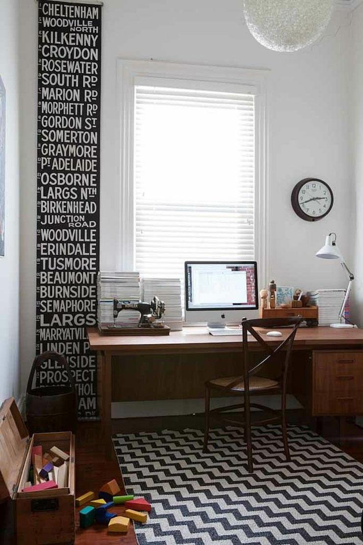 maison de ville la d co rustique ad la de vivons maison. Black Bedroom Furniture Sets. Home Design Ideas