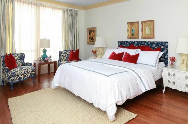 Am nagement et d coration sympa pour ce bel appartement de for Decoration d une chambre a coucher