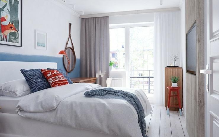 Appartement Moderne Aux Faux Airs D Un Loft Vivons Maison