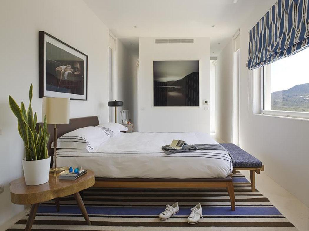 magnifique maison de vacances moderne situ e ibiza vivons maison. Black Bedroom Furniture Sets. Home Design Ideas