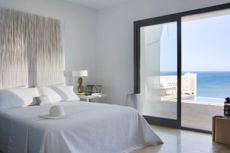 Magnifique villa de vacances en andalousie avec vue for Decoration maison vacances mer