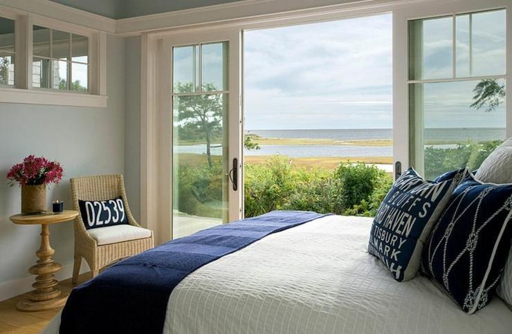 d cor bucolique et d co reposante pour cette belle maison de charme vivons maison. Black Bedroom Furniture Sets. Home Design Ideas