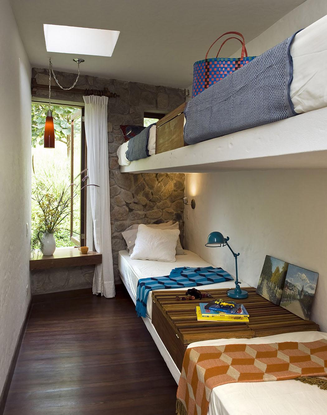 Maison rustique de luxe situ e au c ur de la nature p ruvienne vivons maison - Lit superpose petite taille ...