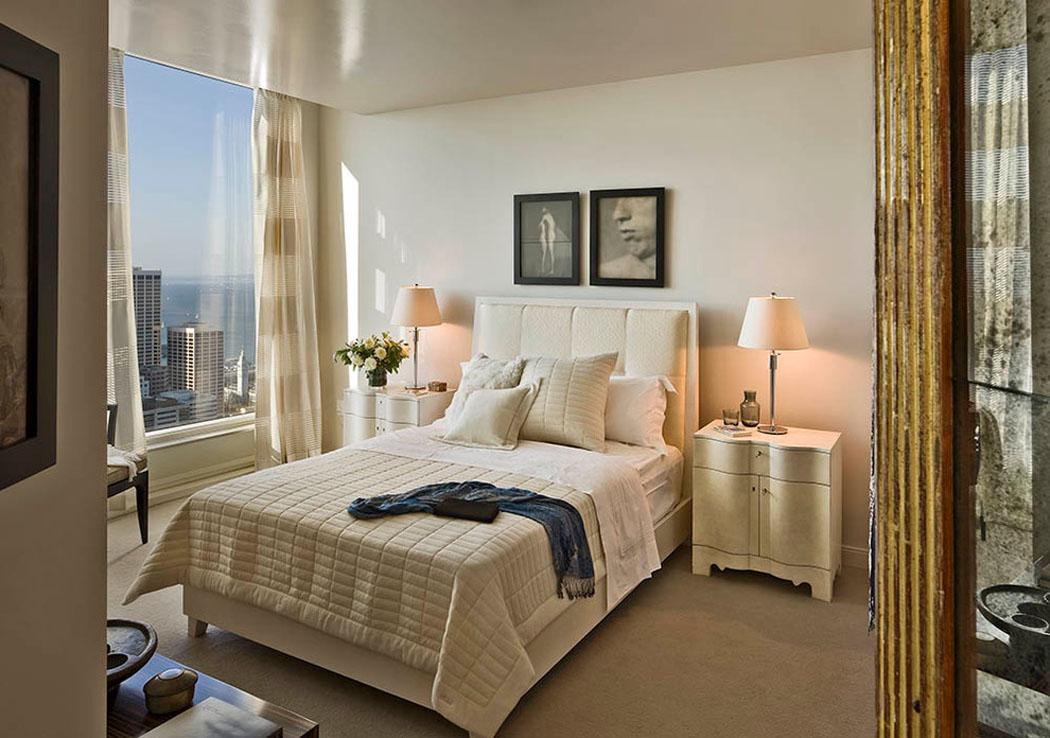 Bel appartement de luxe avec vue imprenable sur le paysage for Grandes fenetres