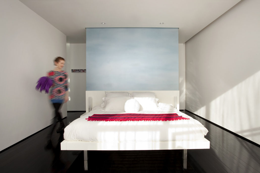 chambre parents design simple