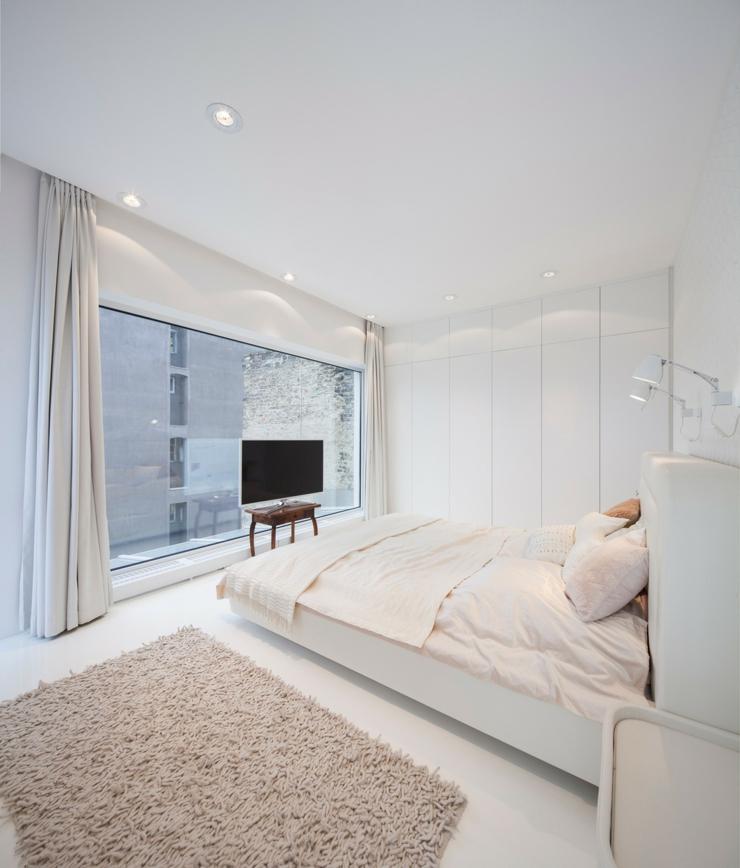 Loft au design contemporain un brin futuriste | Vivons maison
