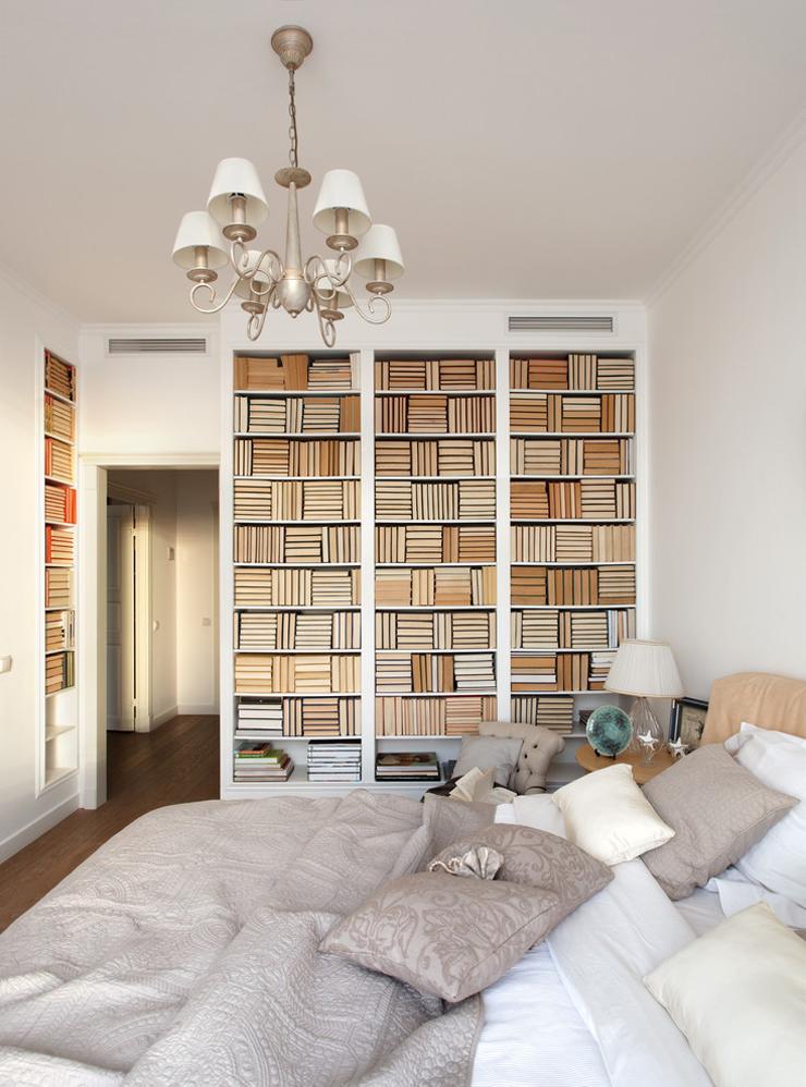 Bel appartement au design moderne et accueillant moscou vivons maison for Comdeco interieur appartement