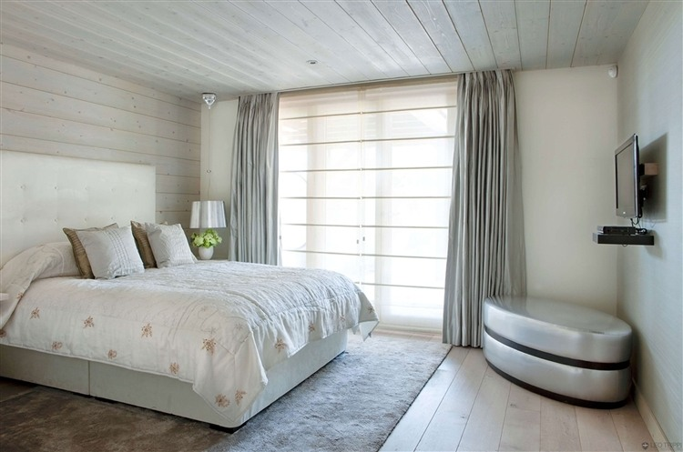 Awesome Chambre Rustique Moderne Ideas - Antoniogarcia.info ...